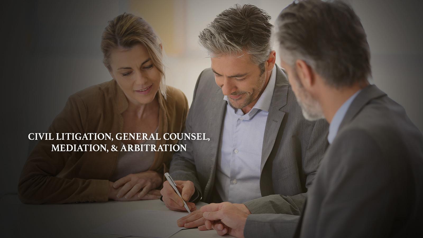 Mediators Reaching Settlement